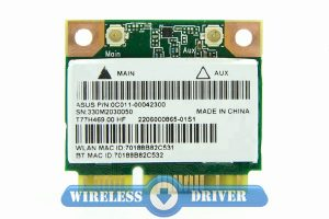 Mediatek RT3062 Driver Download