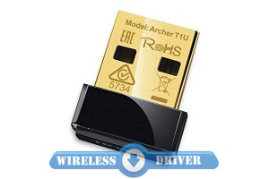TP-Link Archer T1U AC450 Driver Download