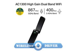TP-Link Archer T4U 1300Mbps Driver Download