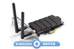 TP-Link Archer T6E AC1300 Driver Download