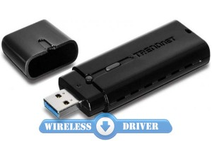 Trendnet TEW-805UB AC1200 Driver Download