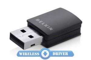 Belkin F7D2102 N300 Driver Download
