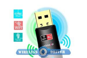 Usbnovel AC600 600M-CU Driver Download