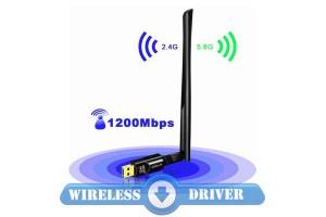 Usbnovel AC1200 1200Mbps Driver Download