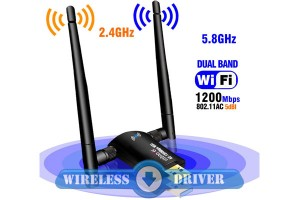 Usbnovel AC1200 Dual Antenna Driver Download