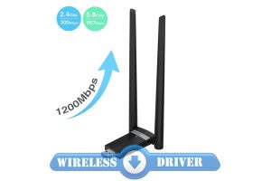 Kyerivs AC1200 1200Mbps Driver Download