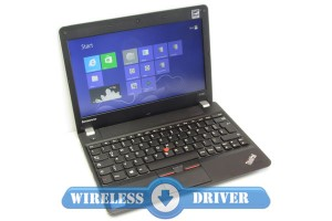 Lenovo ThinkPad Edge E130 Wireless Driver Download