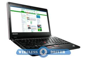 Lenovo ThinkPad Edge E135 Wireless Driver Download