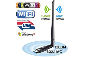 Boluomi AC1200 1200Mbps Driver Download