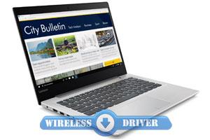 Lenovo IdeaPad 320s-14IKB Wireless Driver Download