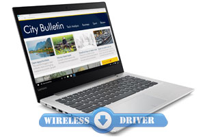 Lenovo IdeaPad 320s-13IKB Wireless Driver Download