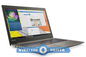 Lenovo IdeaPad 320s-15AST Wireless Driver Download