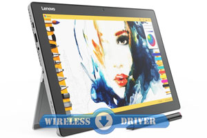 Lenovo IdeaPad Miix 510-12IKB Wireless Driver Download
