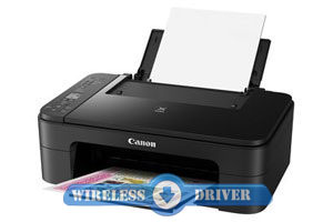Canon TS3120 Wireless Setup Without Disk Tutorial