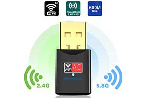 Blueshadow AC600 USB WiFi Adapter Driver Download